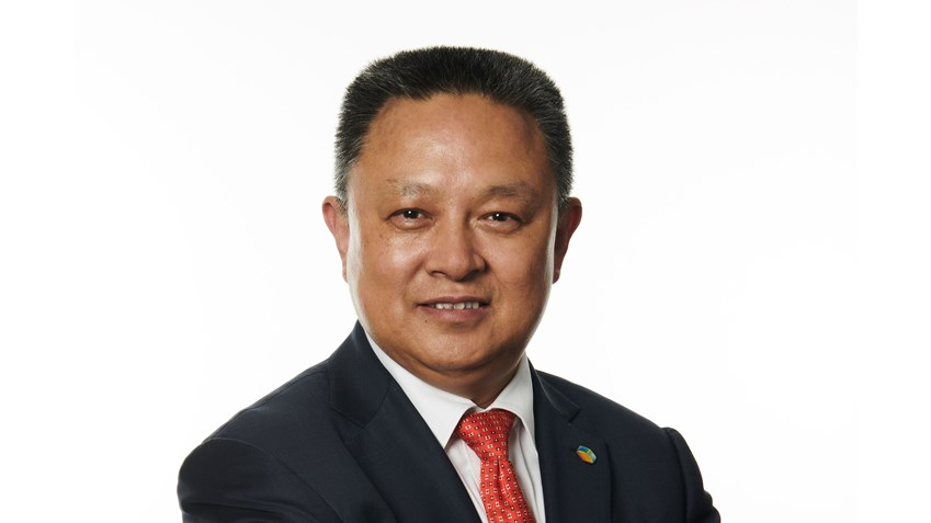 Johnny Chi, Chairman of COFCO International