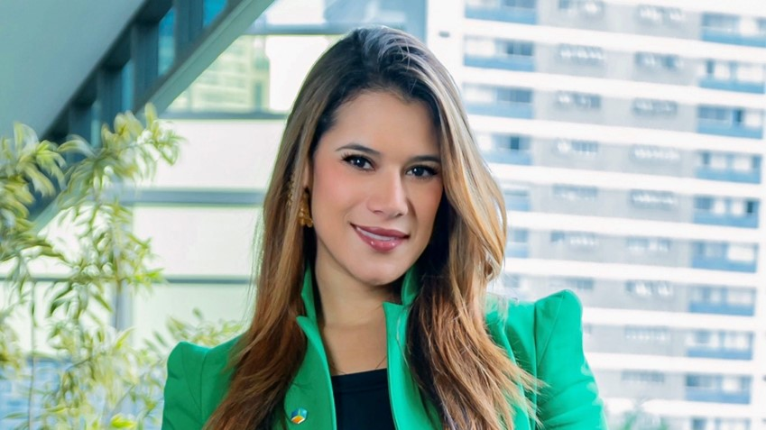 Carolina Hernandez, COFCO's commercial director for grains and oilseeds in Brazil
